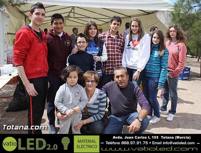Jornada de convivencia en La Santa. Hermandades y Cofradías. 14/04/2012 - 6