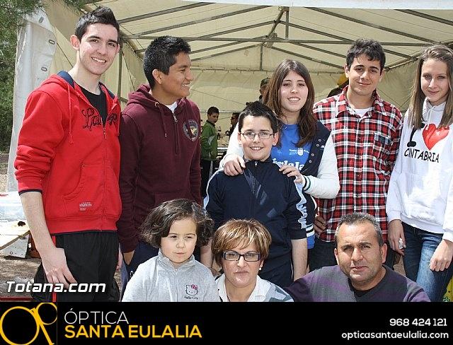 Jornada de convivencia en La Santa. Hermandades y Cofradías. 14/04/2012 - 7