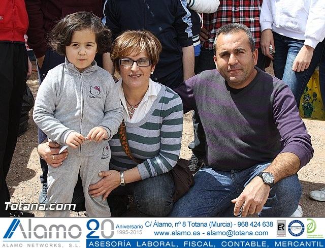 Jornada de convivencia en La Santa. Hermandades y Cofradías. 14/04/2012 - 8