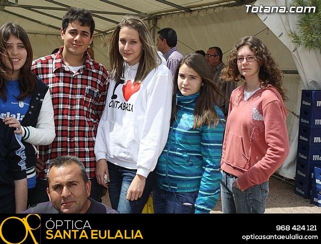 Jornada de convivencia en La Santa. Hermandades y Cofradías. 14/04/2012 - 9