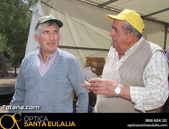 Jornada de convivencia en La Santa. Hermandades y Cofradías. 14/04/2012 - 10