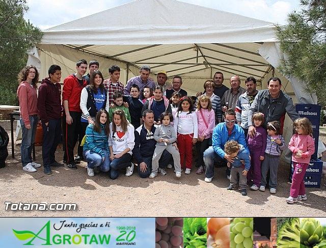 Jornada de convivencia en La Santa. Hermandades y Cofradías. 14/04/2012 - 11