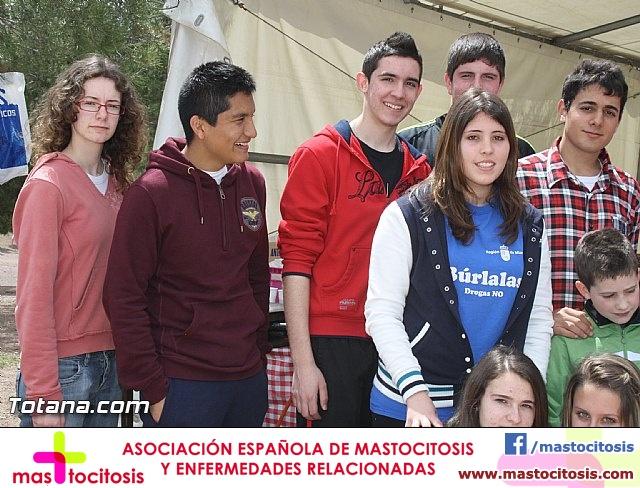 Jornada de convivencia en La Santa. Hermandades y Cofradías. 14/04/2012 - 12