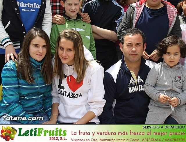 Jornada de convivencia en La Santa. Hermandades y Cofradías. 14/04/2012 - 13