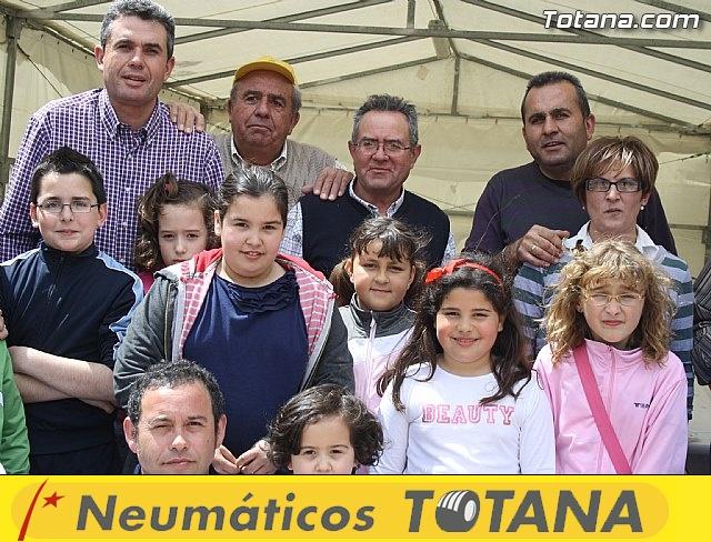 Jornada de convivencia en La Santa. Hermandades y Cofradías. 14/04/2012 - 14
