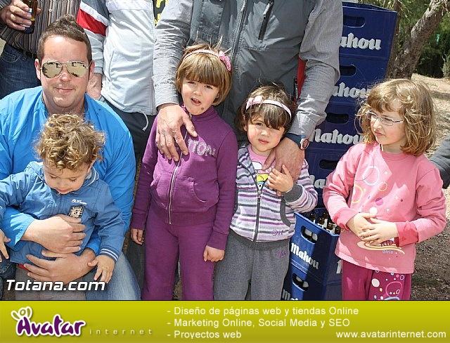 Jornada de convivencia en La Santa. Hermandades y Cofradías. 14/04/2012 - 15