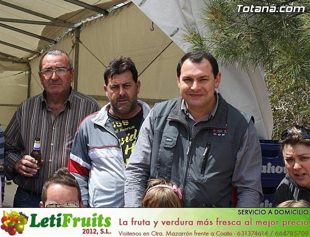 Jornada de convivencia en La Santa. Hermandades y Cofradías. 14/04/2012 - 16