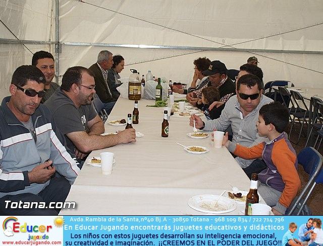 Jornada de convivencia en La Santa. Hermandades y Cofradías. 14/04/2012 - 19