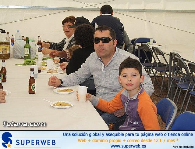 Jornada de convivencia en La Santa. Hermandades y Cofradías. 14/04/2012 - 20