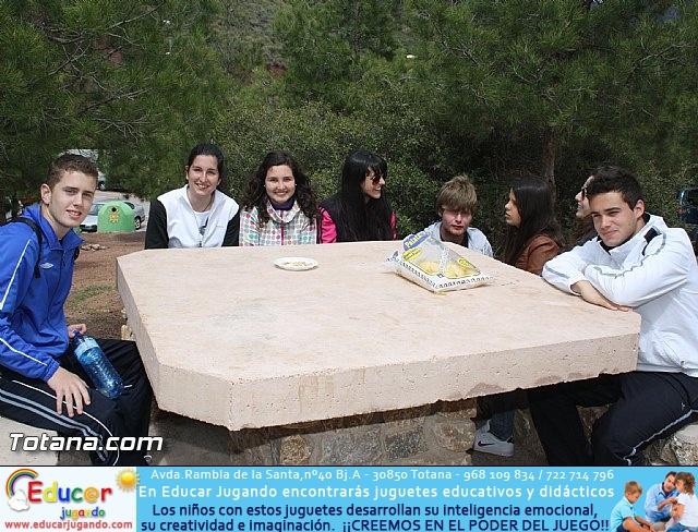 Jornada de convivencia en La Santa. Hermandades y Cofradías. 14/04/2012 - 22