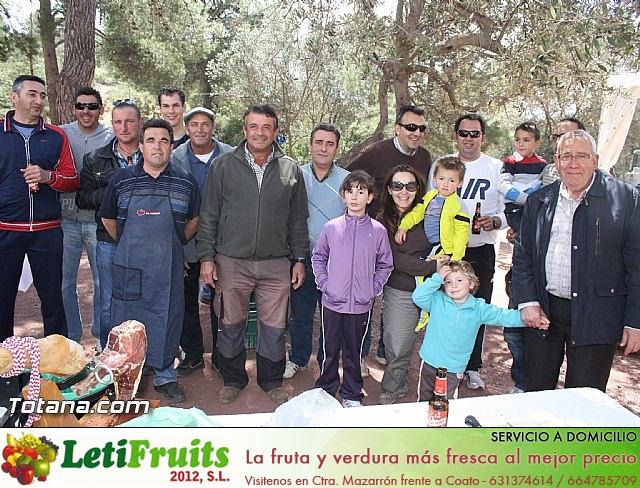 Jornada de convivencia en La Santa. Hermandades y Cofradías. 14/04/2012 - 31