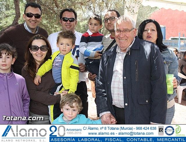 Jornada de convivencia en La Santa. Hermandades y Cofradías. 14/04/2012 - 32