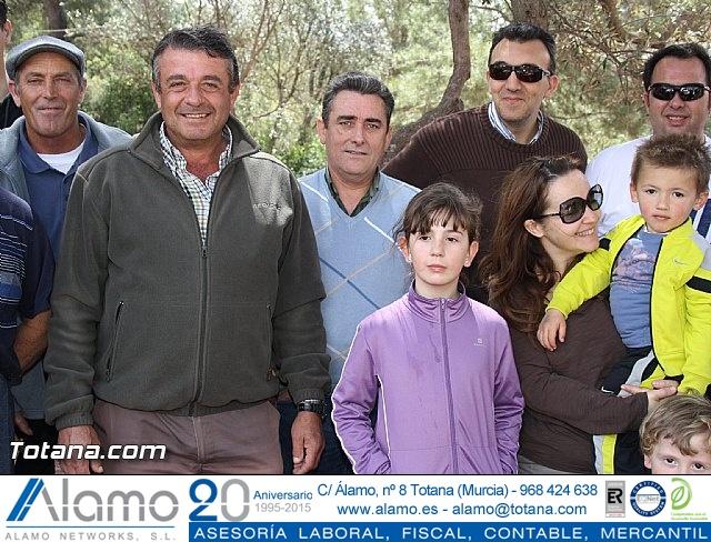 Jornada de convivencia en La Santa. Hermandades y Cofradías. 14/04/2012 - 33