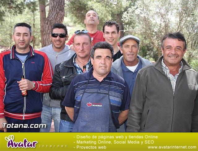 Jornada de convivencia en La Santa. Hermandades y Cofradías. 14/04/2012 - 34