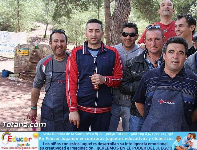 Jornada de convivencia en La Santa. Hermandades y Cofradías. 14/04/2012 - 35