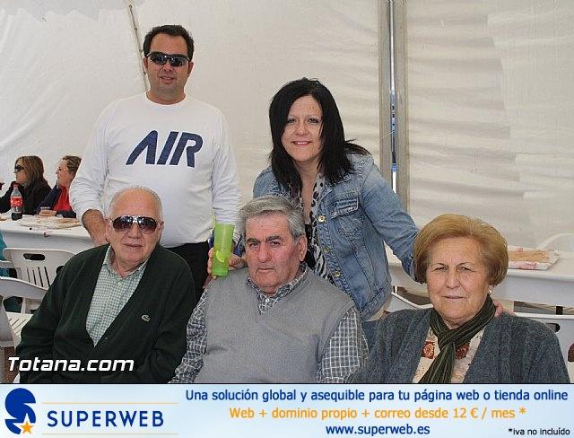 Jornada de convivencia en La Santa. Hermandades y Cofradías. 14/04/2012 - 39