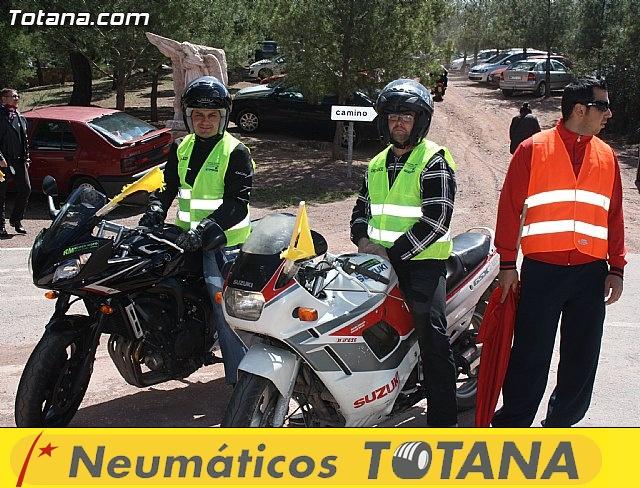 Jornada de convivencia en La Santa. Hermandades y Cofradías. 15/04/2012 - 1