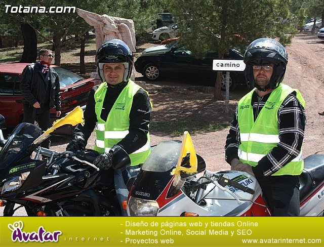 Jornada de convivencia en La Santa. Hermandades y Cofradías. 15/04/2012 - 2