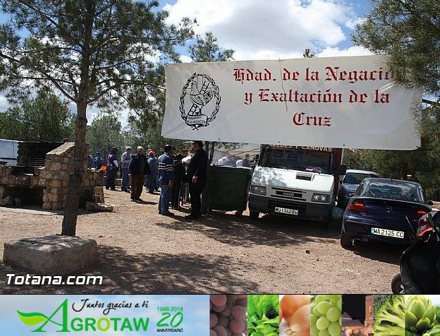 Jornada de convivencia en La Santa. Hermandades y Cofradías. 15/04/2012 - 3