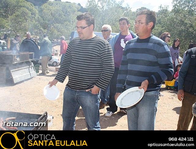 Jornada de convivencia en La Santa. Hermandades y Cofradías. 15/04/2012 - 5