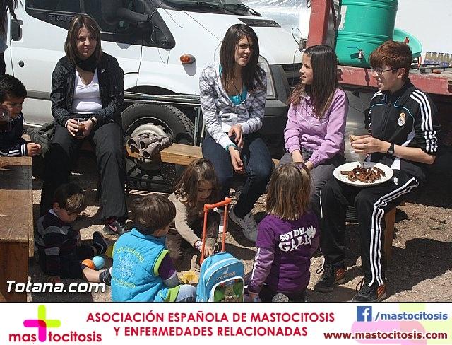 Jornada de convivencia en La Santa. Hermandades y Cofradías. 15/04/2012 - 7
