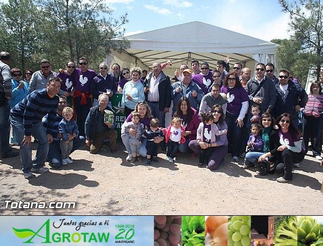 Jornada de convivencia en La Santa. Hermandades y Cofradías. 15/04/2012 - 8