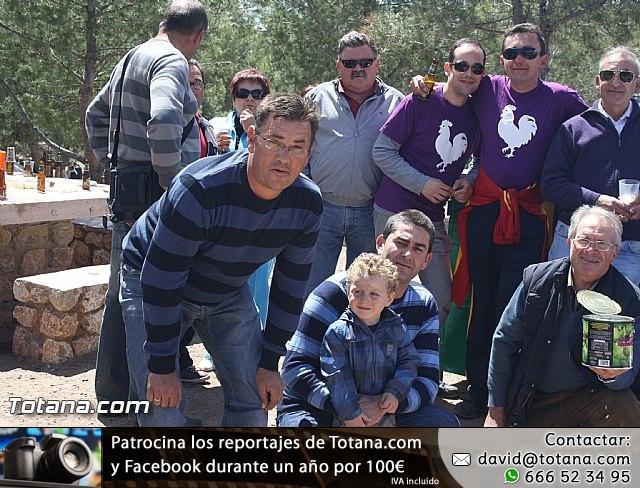 Jornada de convivencia en La Santa. Hermandades y Cofradías. 15/04/2012 - 9