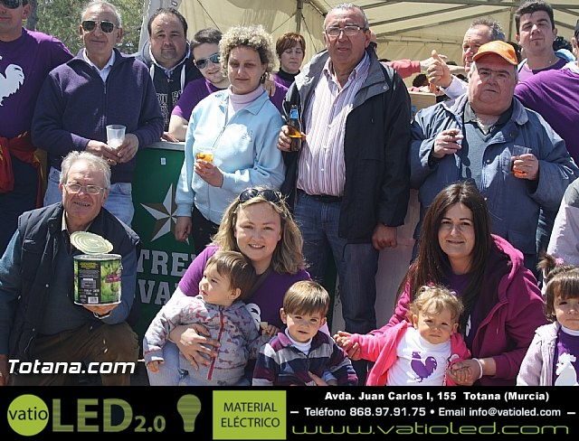 Jornada de convivencia en La Santa. Hermandades y Cofradías. 15/04/2012 - 10