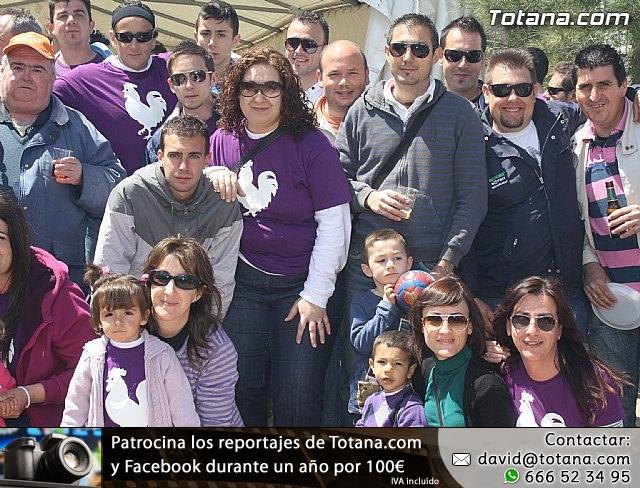 Jornada de convivencia en La Santa. Hermandades y Cofradías. 15/04/2012 - 11