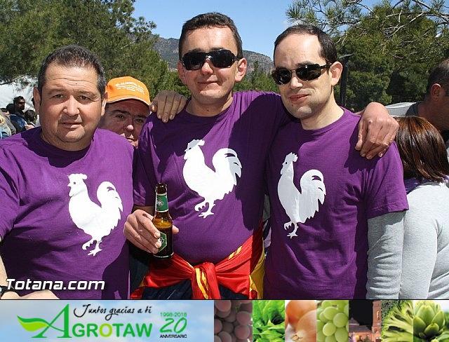 Jornada de convivencia en La Santa. Hermandades y Cofradías. 15/04/2012 - 16