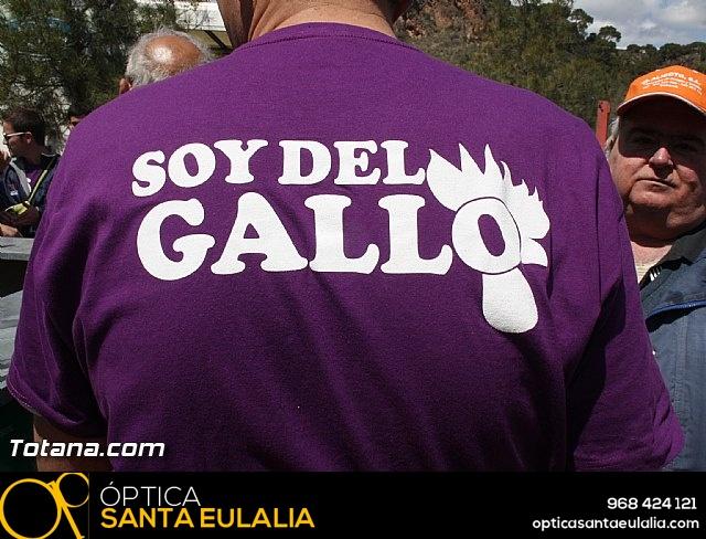 Jornada de convivencia en La Santa. Hermandades y Cofradías. 15/04/2012 - 17