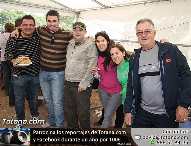 Jornada de convivencia en La Santa. Hermandades y Cofradías. 15/04/2012 - 21