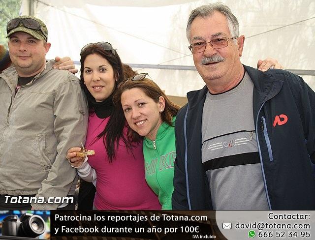 Jornada de convivencia en La Santa. Hermandades y Cofradías. 15/04/2012 - 22