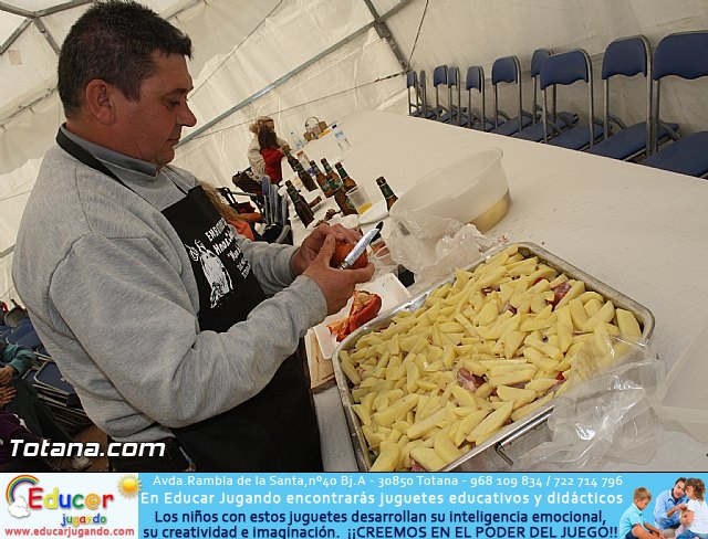 Jornada de convivencia en La Santa. Hermandades y Cofradías. 15/04/2012 - 24