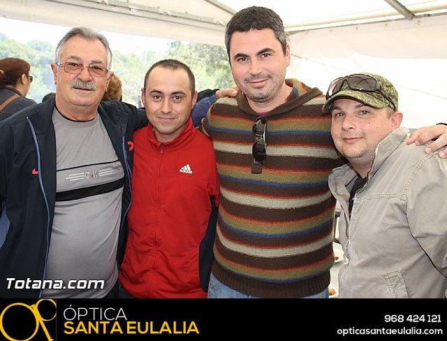 Jornada de convivencia en La Santa. Hermandades y Cofradías. 15/04/2012 - 25