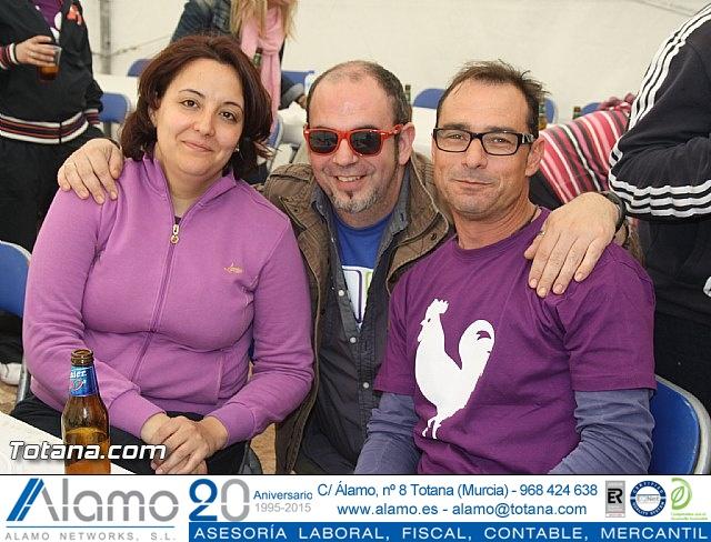 Jornada de convivencia en La Santa. Hermandades y Cofradías. 15/04/2012 - 26