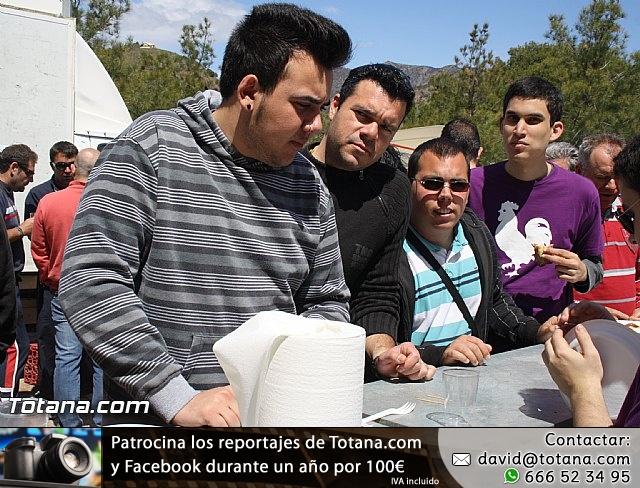 Jornada de convivencia en La Santa. Hermandades y Cofradías. 15/04/2012 - 27
