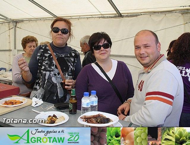 Jornada de convivencia en La Santa. Hermandades y Cofradías. 15/04/2012 - 28