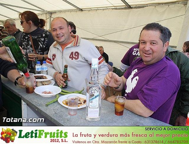 Jornada de convivencia en La Santa. Hermandades y Cofradías. 15/04/2012 - 30