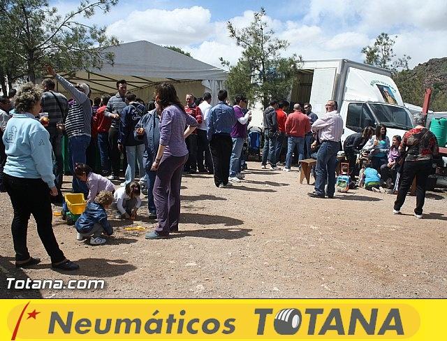 Jornada de convivencia en La Santa. Hermandades y Cofradías. 15/04/2012 - 34