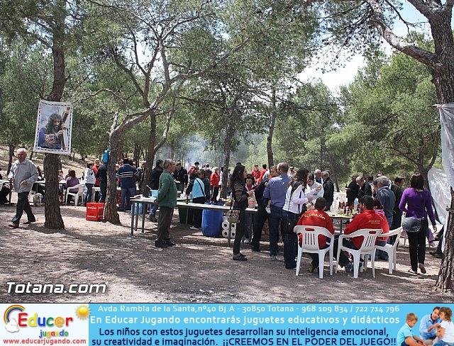 Jornada de convivencia en La Santa. Hermandades y Cofradías. 15/04/2012 - 35