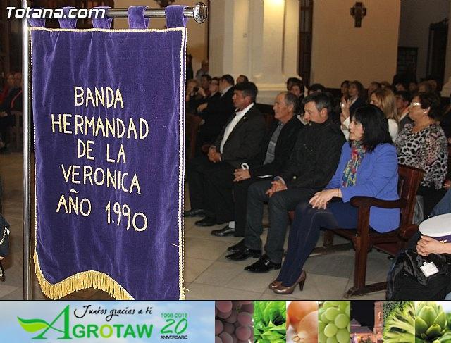 Concierto Banda de la Cofradía de La Verónica con motivo de su 25 aniversario - 12