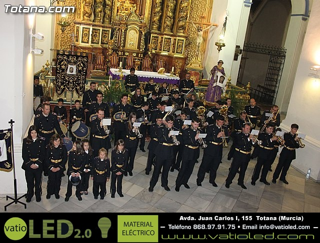 Concierto Banda de la Cofradía de La Verónica con motivo de su 25 aniversario - 21