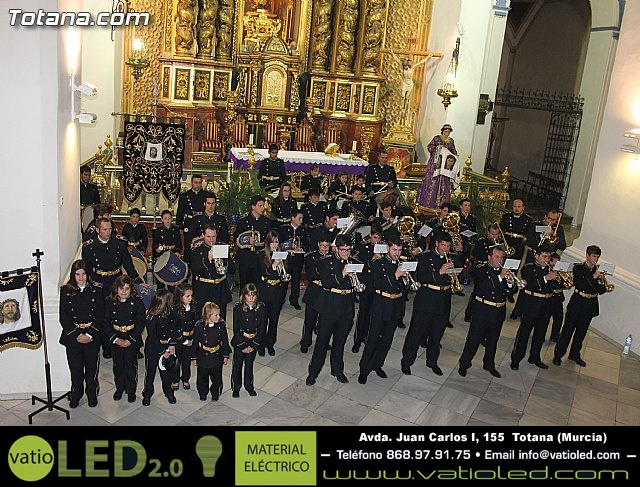 Concierto Banda de la Cofradía de La Verónica con motivo de su 25 aniversario - 24