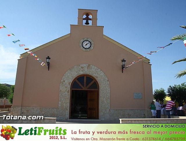 Procesión en honor a San Pedro - Fiestas de Lébor - 2012 - 3