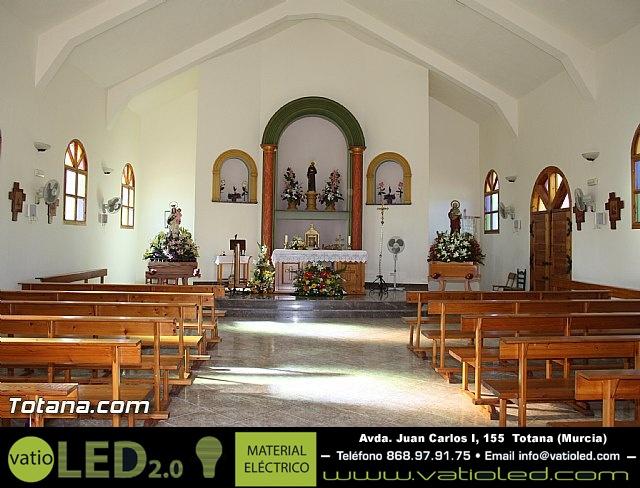 Procesión en honor a San Pedro - Fiestas de Lébor - 2012 - 5