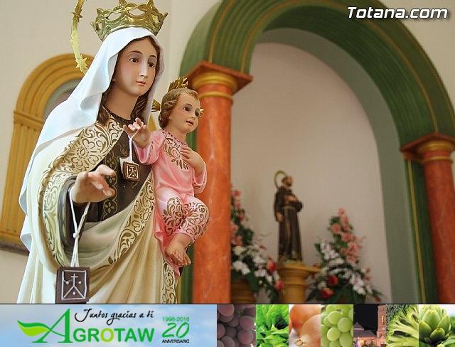 Procesión en honor a San Pedro - Fiestas de Lébor - 2012 - 11