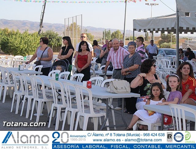 Procesión en honor a San Pedro - Fiestas de Lébor - 2012 - 23