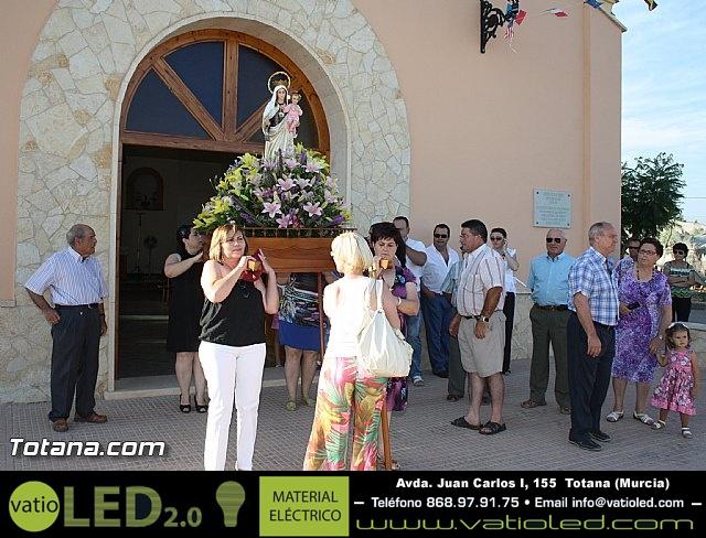 Procesión en honor a San Pedro - Fiestas de Lébor - 2012 - 32