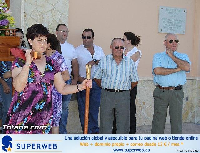 Procesión en honor a San Pedro - Fiestas de Lébor - 2012 - 34
